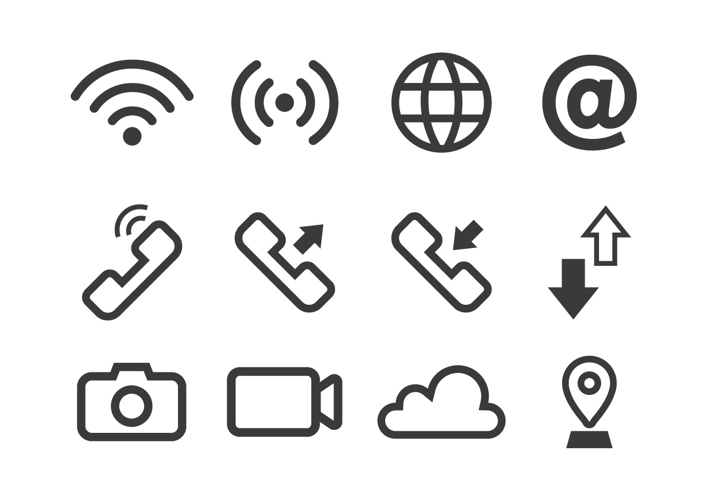 Connection Icon Download Free Vectors Clipart Graphics