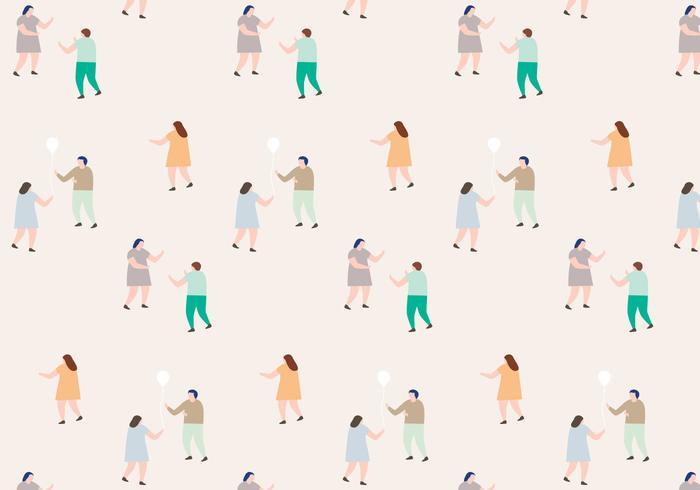 Menschen Vektor-Illustration