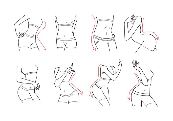 Free Slimming Vector