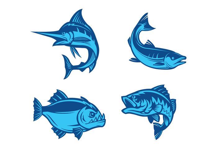 Vector de peces gratis