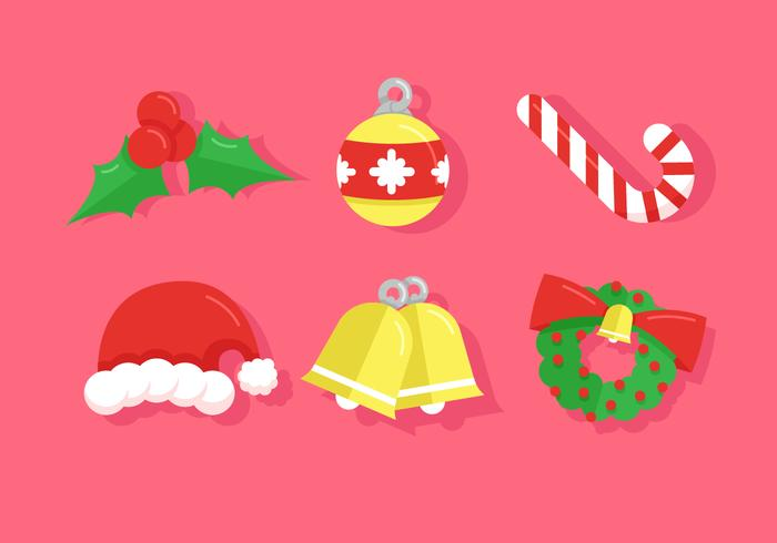 Chrismas Icon Vector Pack