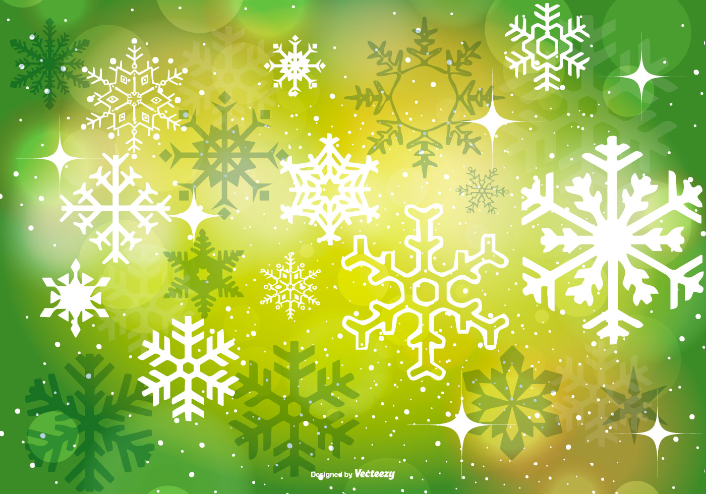 beautiful green christmas background download free vector art stock graphics images