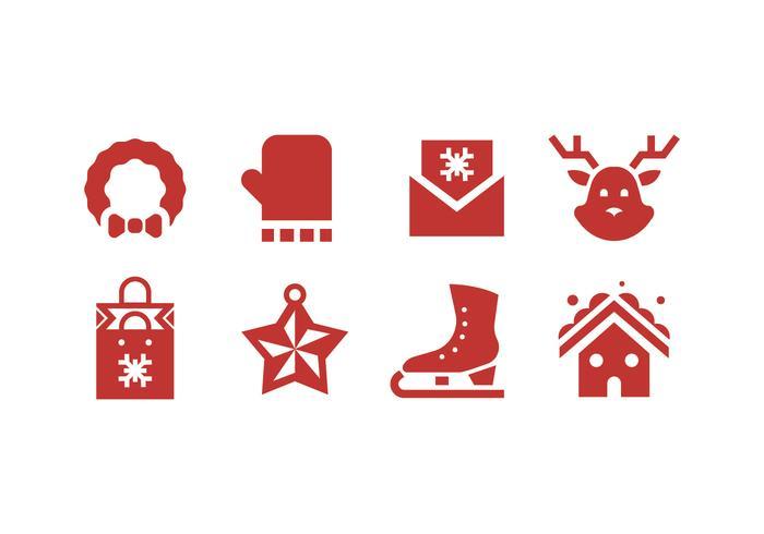 Kerstpictogrammen