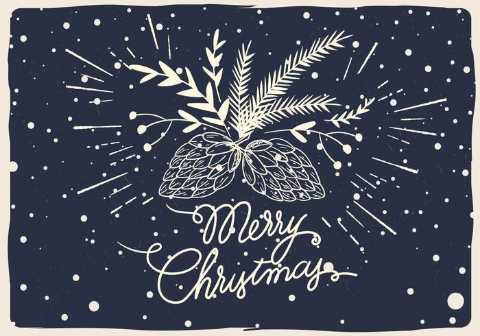 Free Christmas Vector Illustration