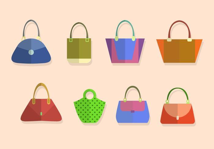 Freie Versace Tasche Vektor