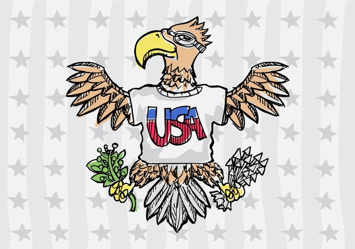 Free Flat Presidential Seal Vector Design