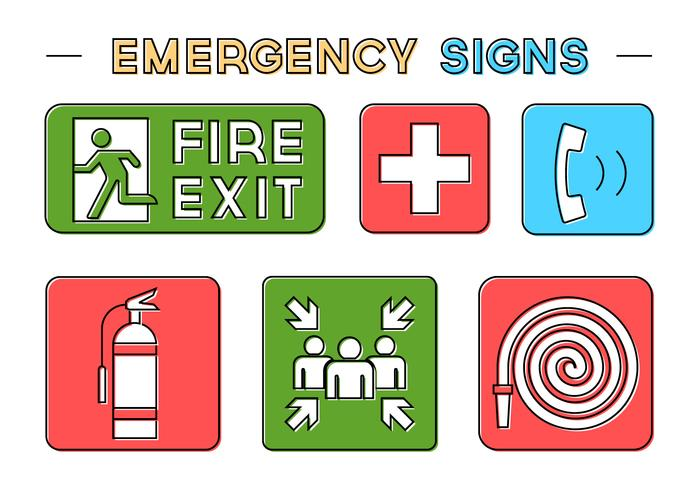 Free Vector Signs