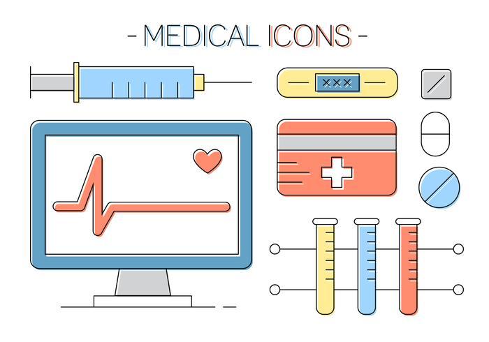 Icônes médicales gratuites