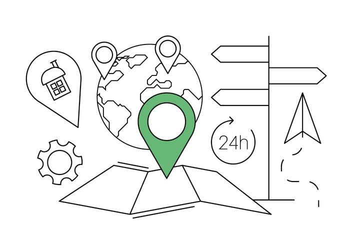 Free Navigation Icons