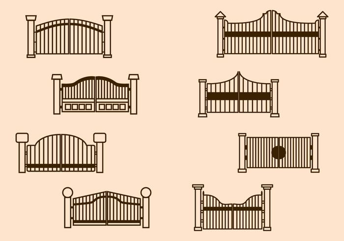 Free Gate Vector