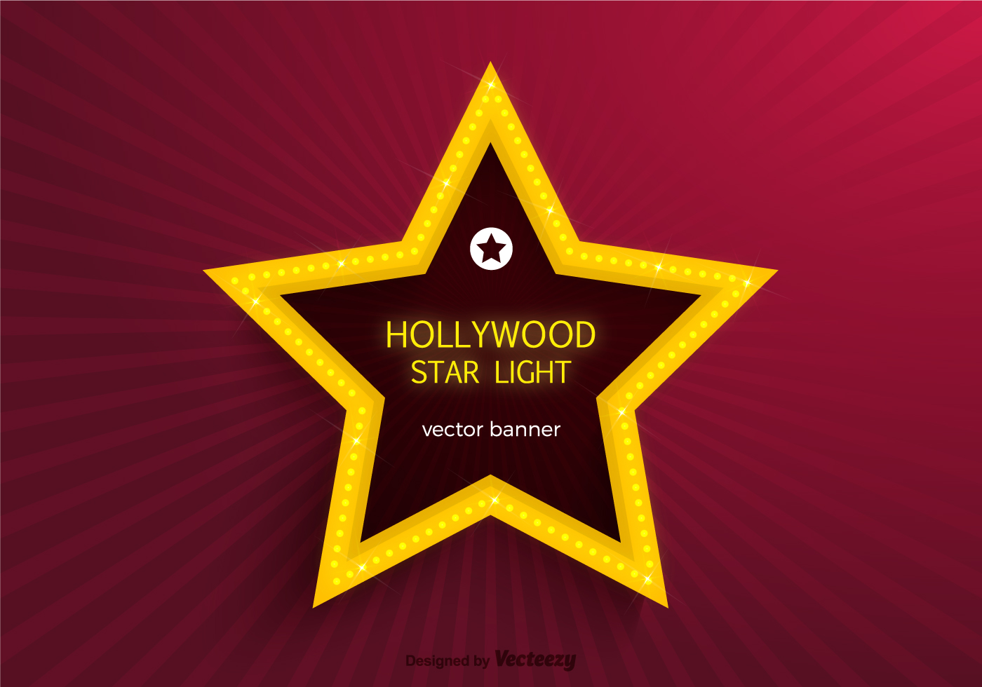 hollywood star free vector art 6325 free downloads
