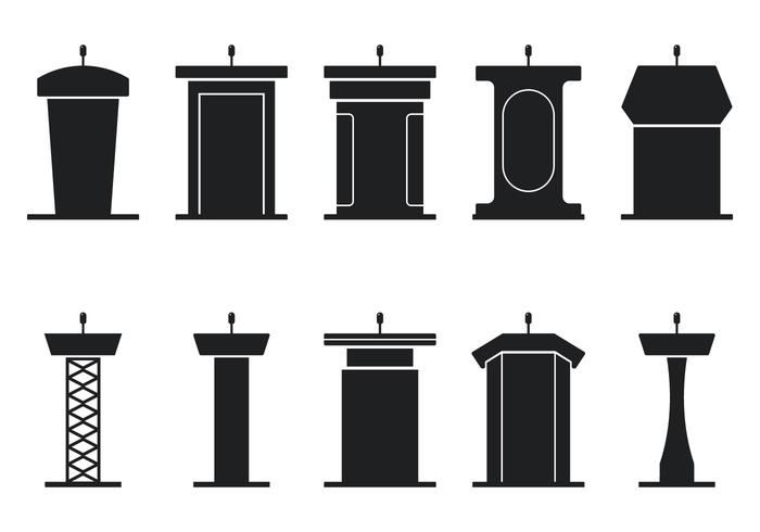 Lectern Icons