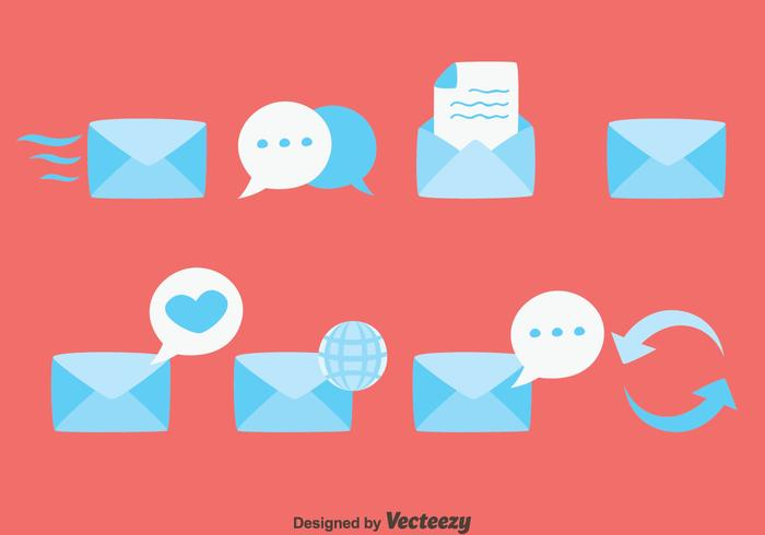 Message Communication Vector Set