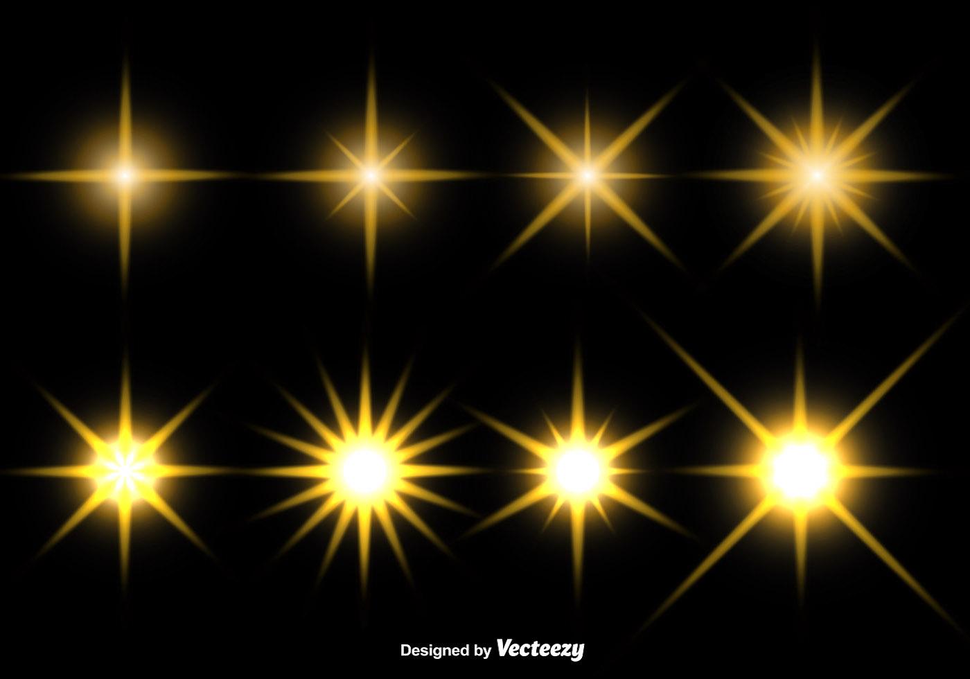 glow free vector art