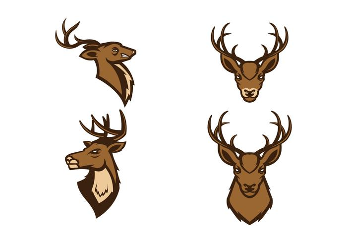 Free Deer Vector