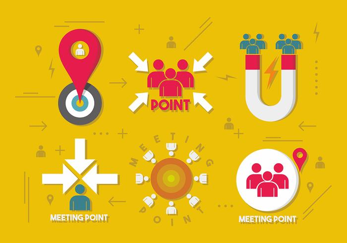 Meeting Point Vector Design