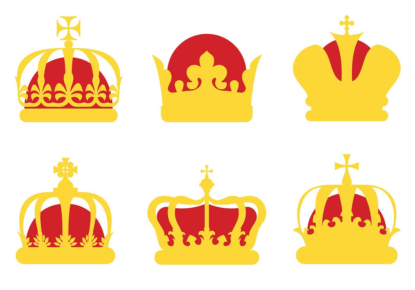 Kostenlose britische krone icons vektor kostenlose for Englisch krone