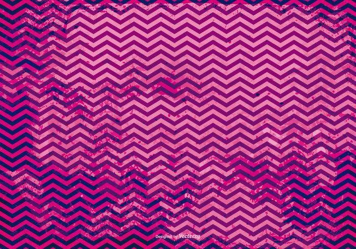 Purple grunge chevron background vecteur