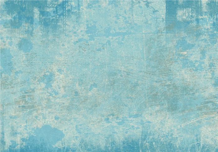 Blue Grunge Background: Free Vector Blue Grunge Background