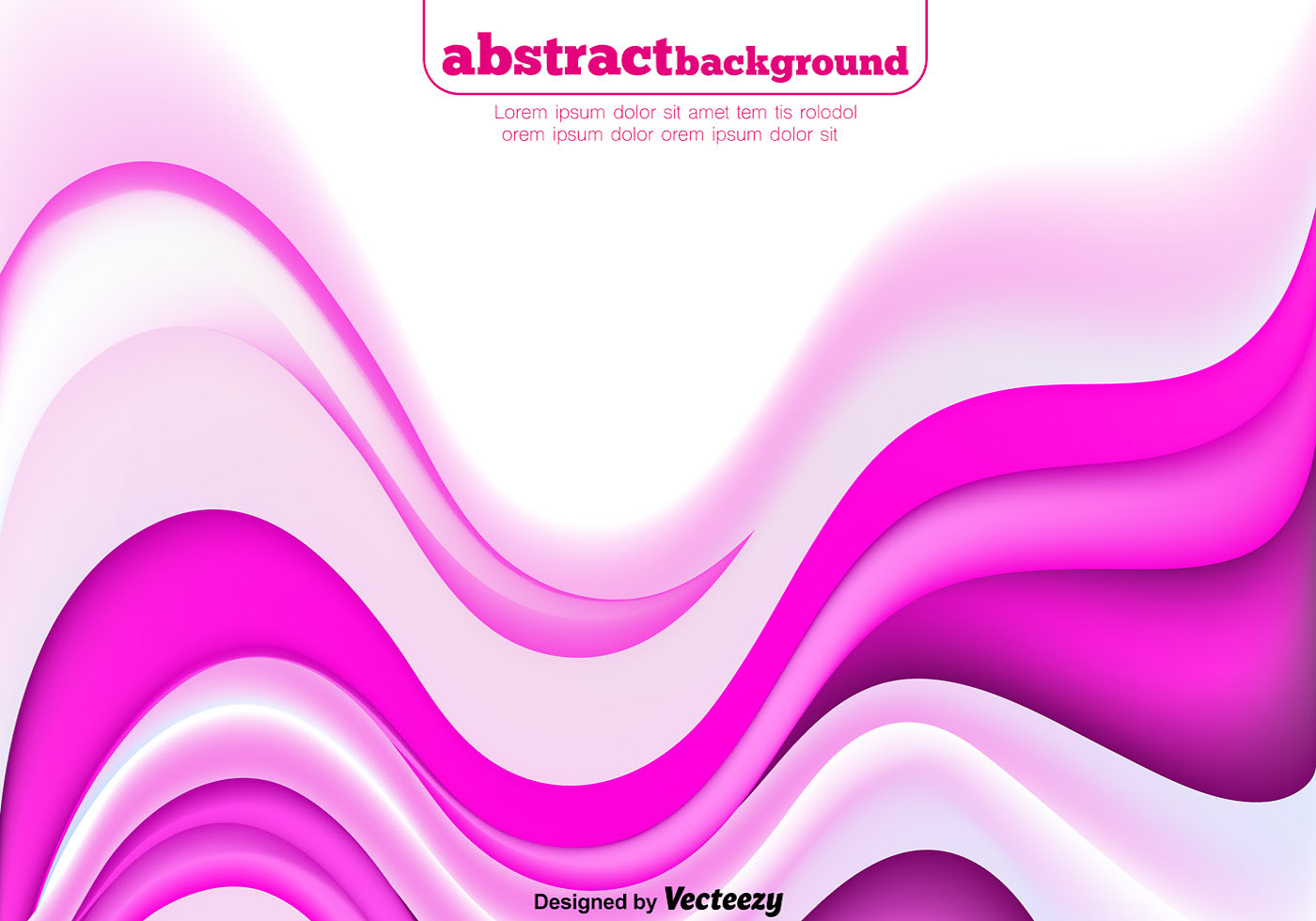 Vector Pink Abstract Background - Download Free Vector Art ...