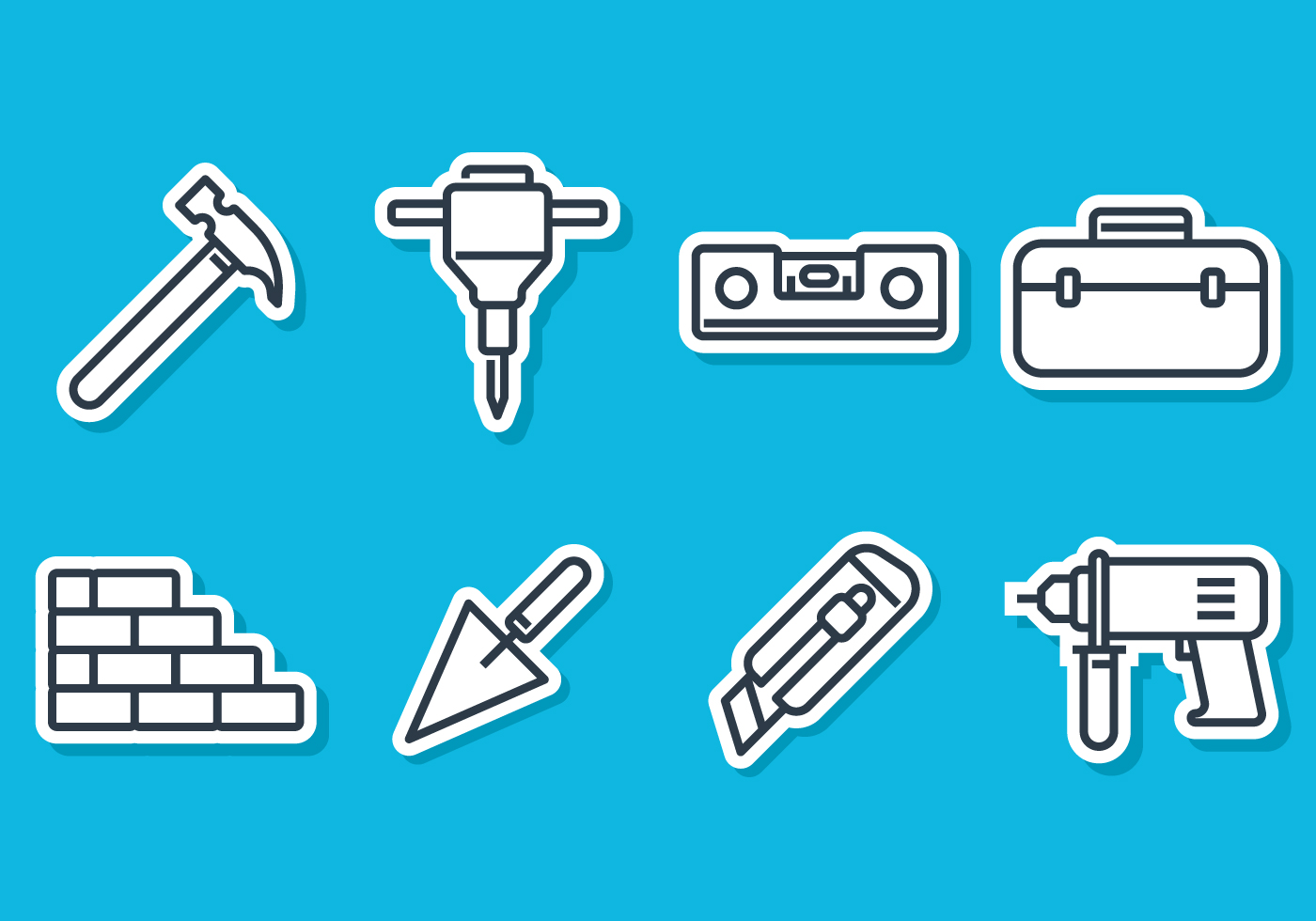 Construction Tools - Download Free Vector Art, Stock ...