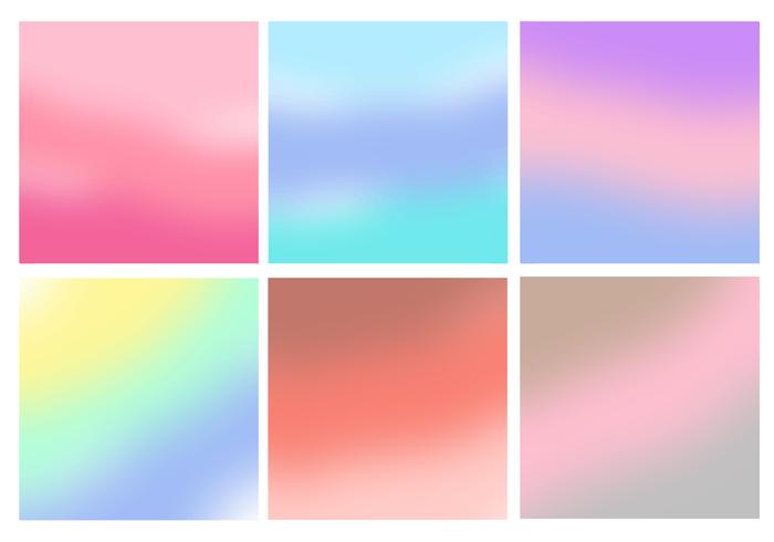 Vecteur de fond pâle coloré gratuit