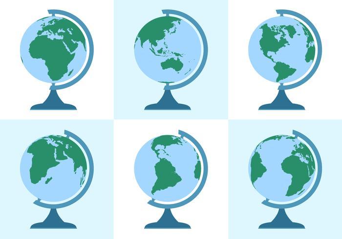 Globus Freier Vektor