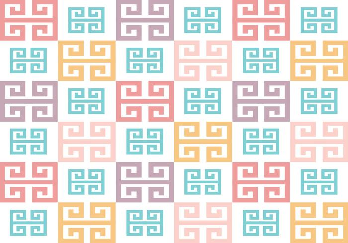 Colorful Geometric Symbols
