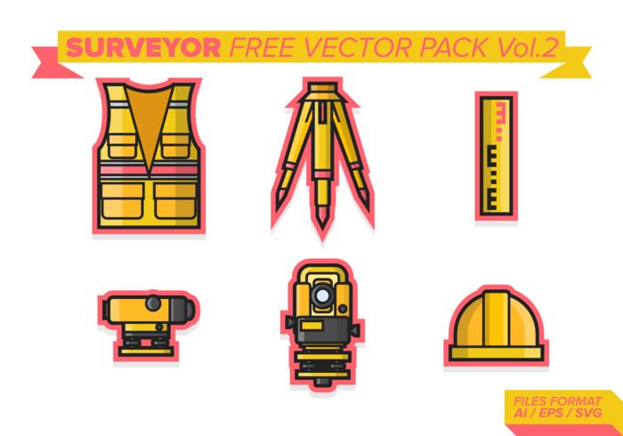 Surveyor Free Vector Pack Vol. 2