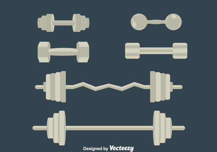 Dumbell Vector Set