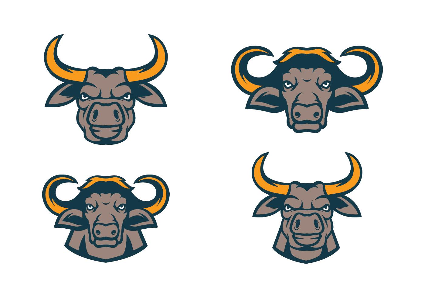 Buffalo Free Vector Art