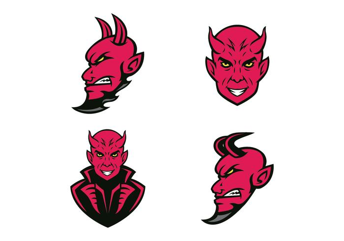 Free Demon Vector