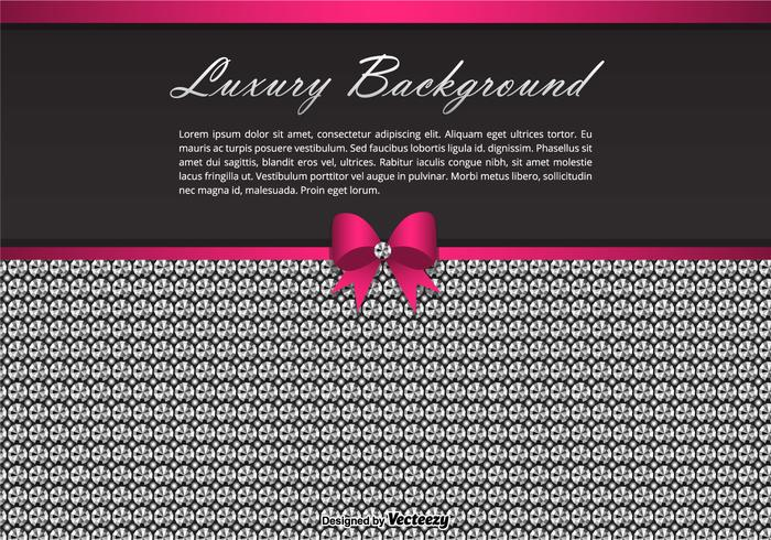 Free Vector Luxury Card