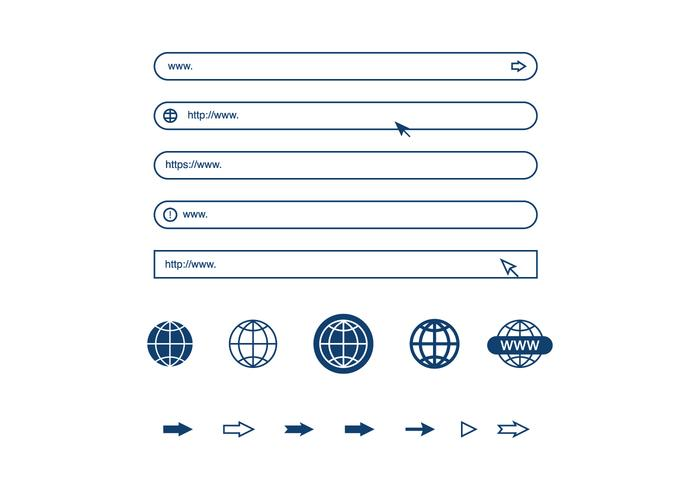 Address Bar Elements