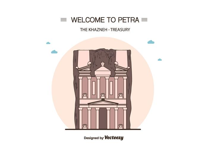 Petra Vector  Background