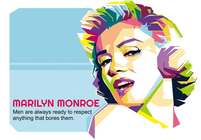 Marilyn monroe - vida hollywoodiana - wpap