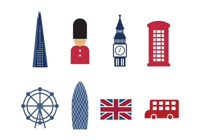 London Landmarks and Icons