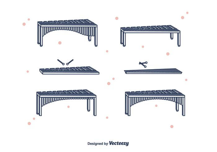 Marimba Vector