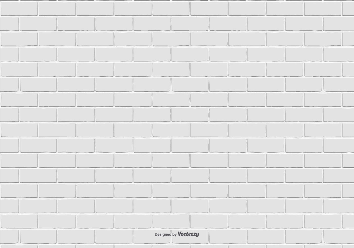 White Brick Pattern Background - Download Free Vectors, Clipart Graphics &  Vector Art
