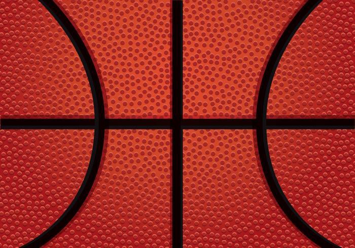 Basket Texture Orange Vector