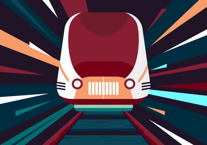 Free TGV Vector Illustration
