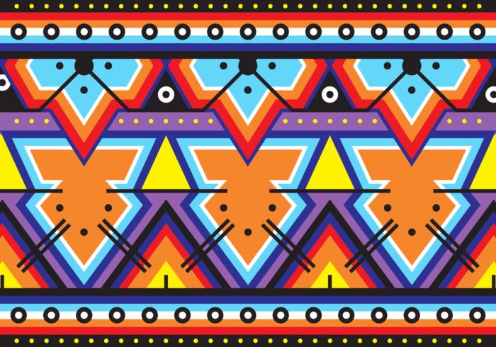 Huichol Illustration