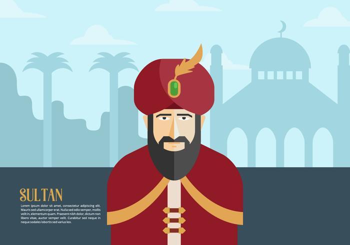 Sultan Background