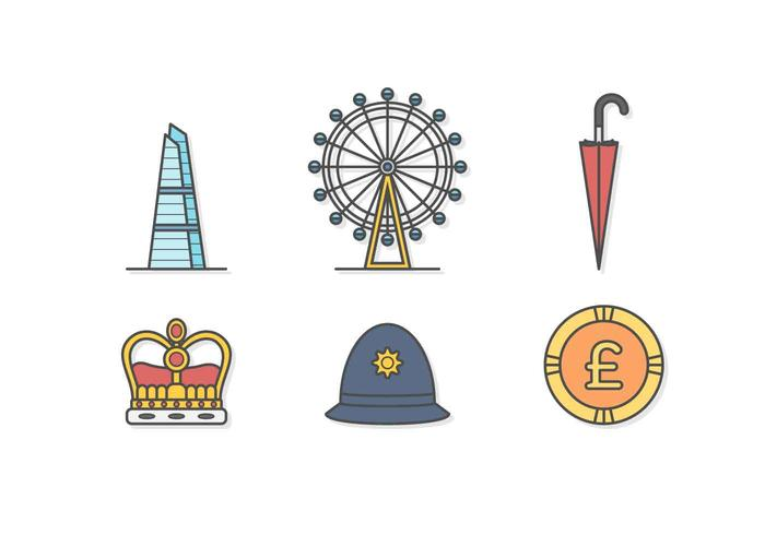 Free Icon of London Vector