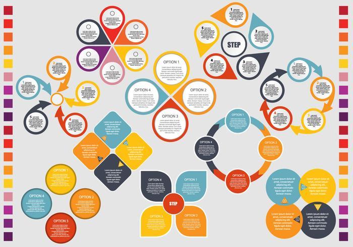 Infographic Main idea element