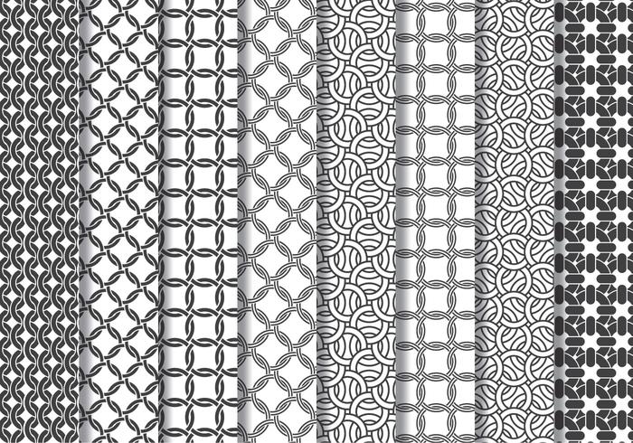Chain Mail Pattern