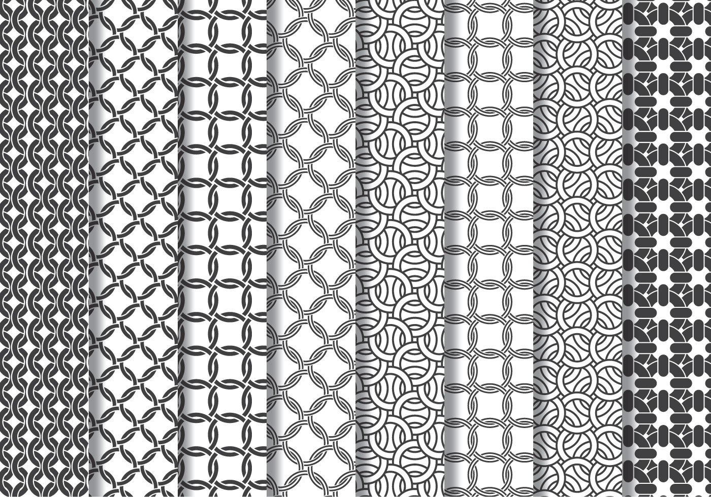 Chain Mail Pattern Download Free Vector Art Stock