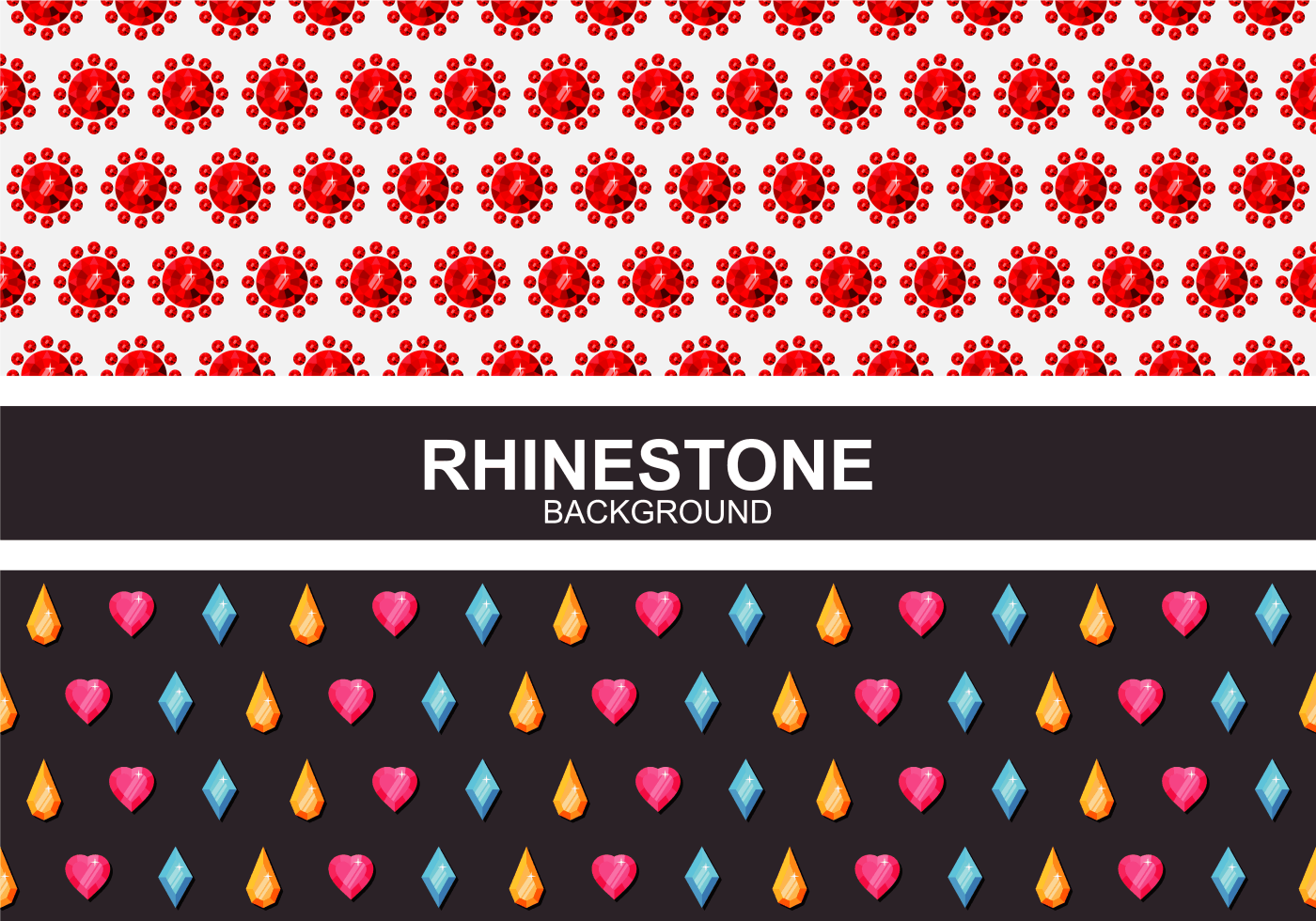 rhinestone background vector download free vector art