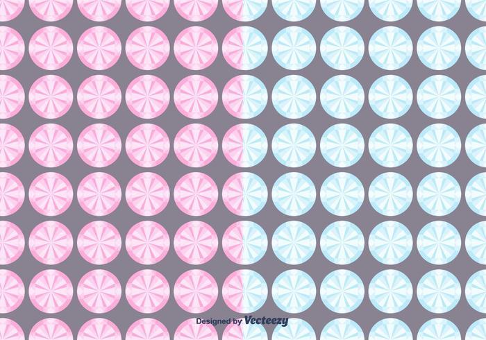Rhinestone Vector Pattern