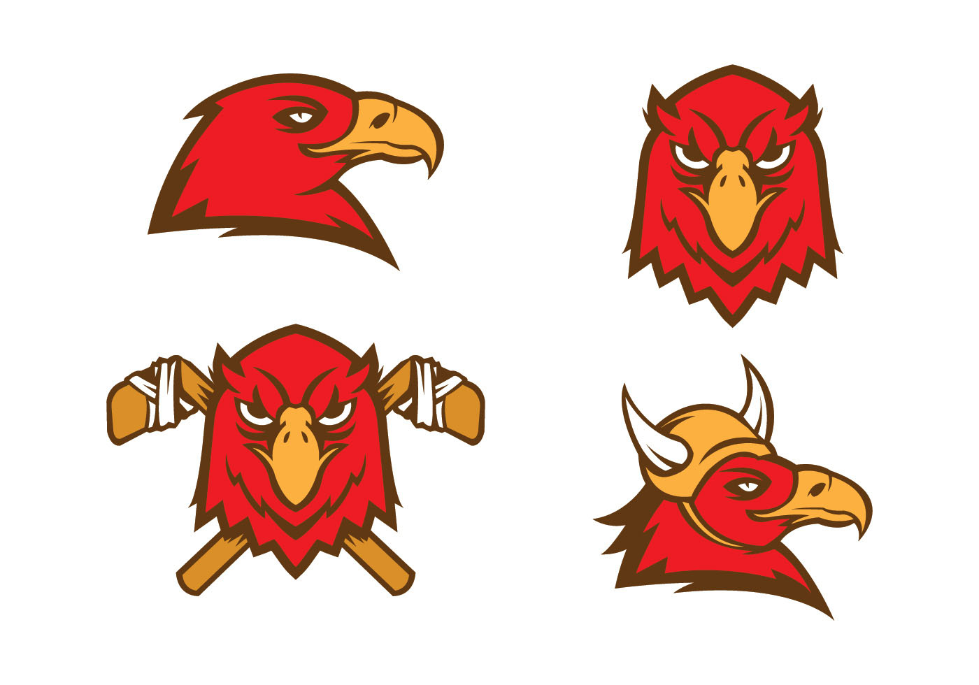 free falcon vector download free vector art stock